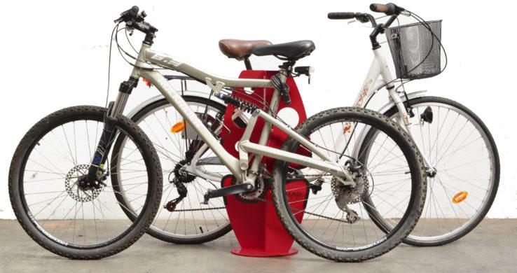 Tipos de sistemas antirrobo para bicicletas